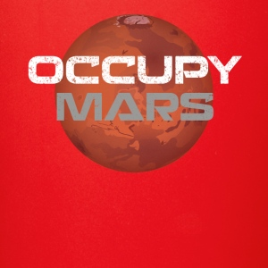 occupy mars - Full Color Mug
