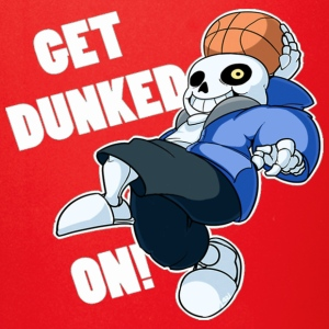 Sans Undertale GET DUNKED ON - Full Color Mug