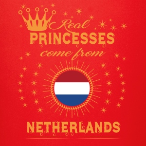 love princesses come from NETHERLANDS - Full Color Mug