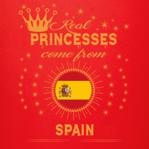 love princesses come from SPAIN - Full Color Mug