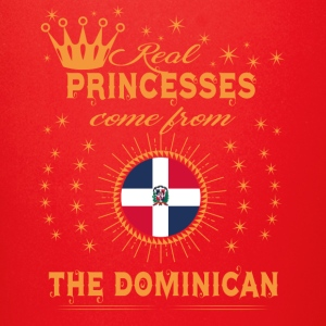 love princesses come from THE DOMINICAN REPUBLIC - Full Color Mug