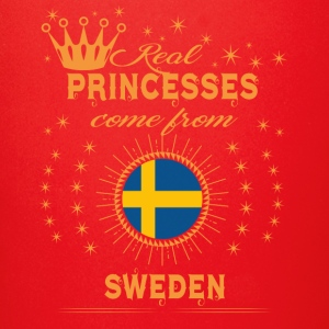 love princesses come from SWEDEN - Full Color Mug