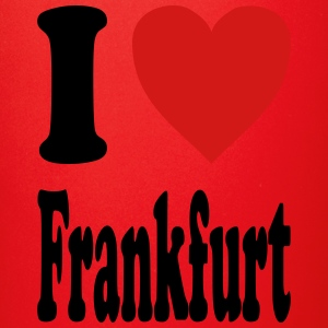 I love Frankfurt (variable colors!) - Full Color Mug
