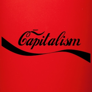 Enjoy Capitalism (Black) - Full Color Mug