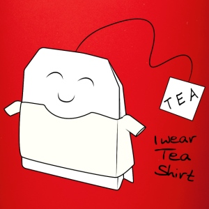 I wear Tea Shirt - Full Color Mug