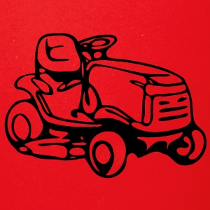 riding mower - Full Color Mug