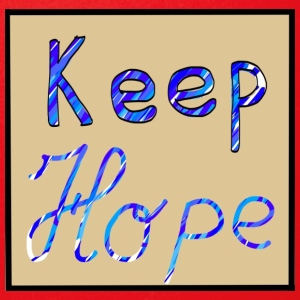 Keep Hope - Full Color Mug
