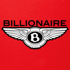 Billionaire - B Design (Black) - Full Color Mug