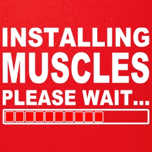 Installing muscles please wait - Full Color Mug
