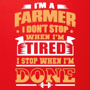 Farmer Tee Shirts - Full Color Mug