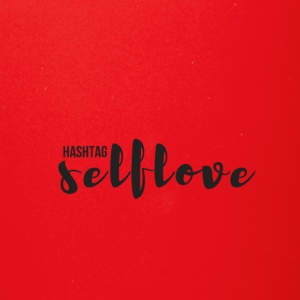hashtag_selflove_BLACK - Full Color Mug