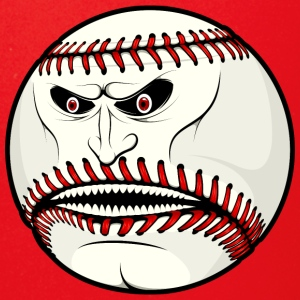 angry_baseball_ball - Full Color Mug