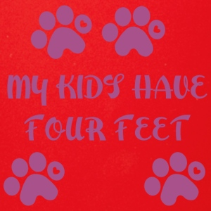 My Kids Have Four Feet - Full Color Mug