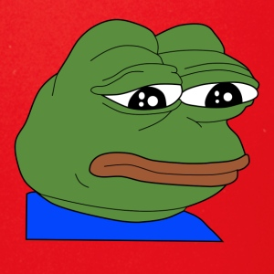 pepe meme sad pepe - Full Color Mug