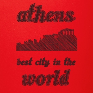 ATHENS Best city in the world - Full Color Mug