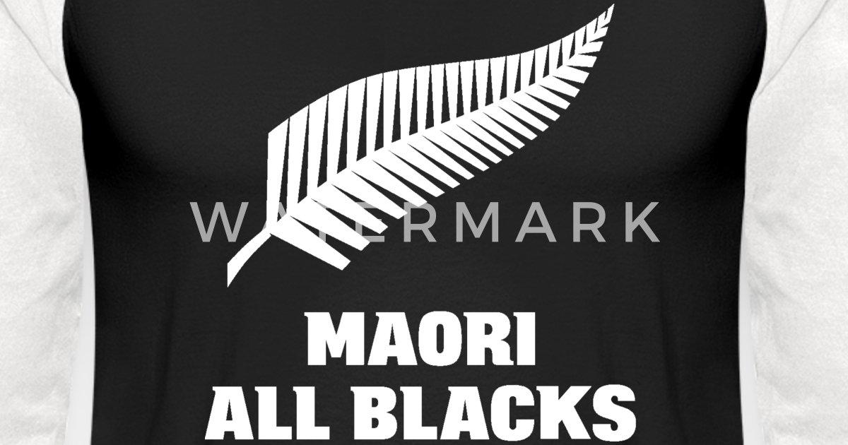 02033f64d06 New Zealand Maori All Blacks Rugby Shirt Unisex Baseball T-Shirt |  Spreadshirt