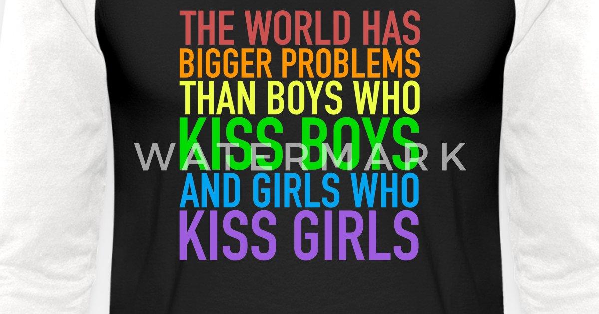 Mad Over Shirts Kinda Gay Okay Really Gay LGBT Support Transgender Unisex Premium Tank Top
