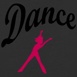 dance - Baseball T-Shirt