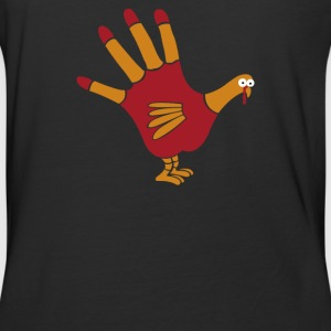 Turkey Hand - Baseball T-Shirt