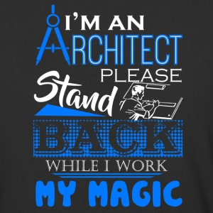 Architect Shirt - Baseball T-Shirt