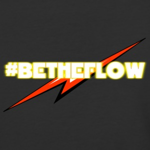 Be The Flow - Baseball T-Shirt