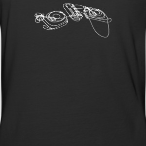 Turntables - Baseball T-Shirt