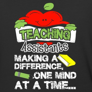 TEACHING ASSISTANT SHIRT - Baseball T-Shirt
