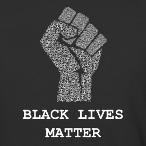 Black Lives Matter T-shirt - Civil Rights Peace Fi - Baseball T-Shirt