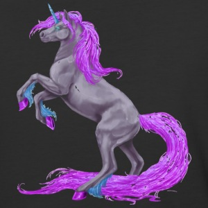 unicorns horse unicorn pony magical - Baseball T-Shirt