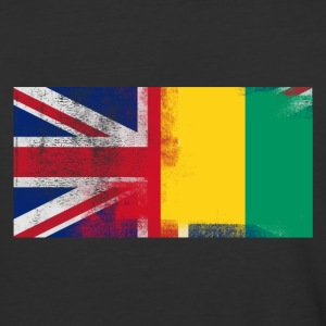British Papua New Guinean Half Papua New Guinea Ha - Baseball T-Shirt