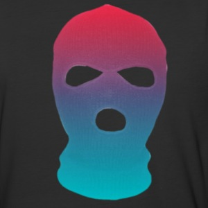 Ski Mask - Baseball T-Shirt
