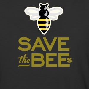 Save The Bees Beekeeper Quote Design - Baseball T-Shirt