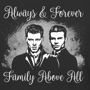 Mikaelson Brothers. The Originals. - Baseball T-Shirt