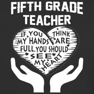 Fifth Grade Teacher T Shirt - Baseball T-Shirt