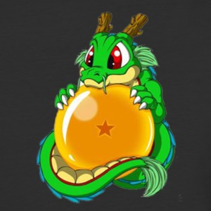 Baby Shenlong Dragon Ball Z! - Baseball T-Shirt