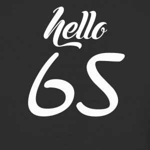Hello 65 - Baseball T-Shirt