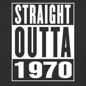 Straight Outa 1970 - Baseball T-Shirt