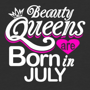 Beauty Queens Born in July - Baseball T-Shirt