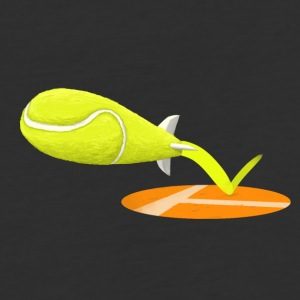Tennis Rocket Ball - Baseball T-Shirt