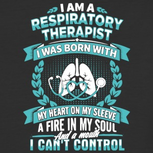 I Am A Respiratory Therapist T Shirt - Baseball T-Shirt
