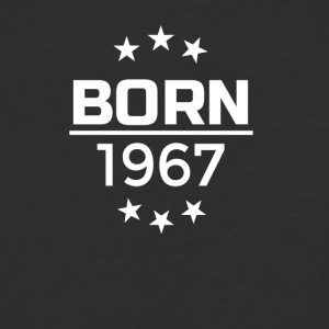Born 1967 T-Shit Design - Baseball T-Shirt