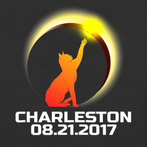 Total Solar Cat Eclipse Charleston 21.08.2017 - Baseball T-Shirt