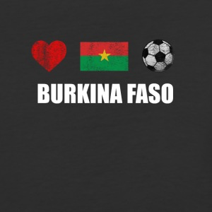 Burkina Faso Football Shirt - Burkina Faso Soccer - Baseball T-Shirt