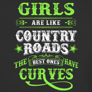 Country Girls - Baseball T-Shirt