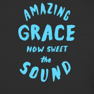 Amazing grace how sweet the sound - Baseball T-Shirt