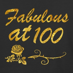Fabulous at 100 years - Baseball T-Shirt