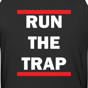 Run The Trap - Baseball T-Shirt