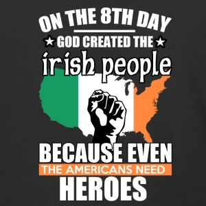 irish heros - Baseball T-Shirt