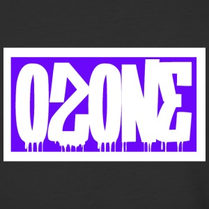 Ozone Graffiti Logo - Baseball T-Shirt