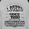 LEGEND SINCE 1980 - Baseball T-Shirt
